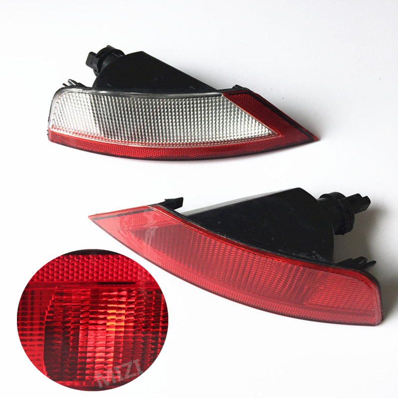 Brake Lights Car Rear Bumper Fog Lamp Reverse Light For Ford focus 2009-2014 Ecosport 2013-2015 Hatchback High Quality