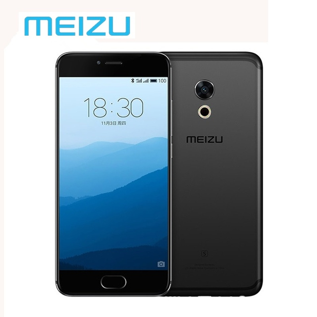 "In Stock Original Meizu Pro 6S 4GB 64GB Mobile phone Android Helio X25 Deca Core 5.2"" 1080P 12.0 MP Cell Phone M570Q-S"