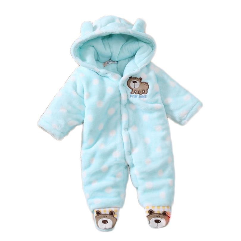 9d350fea2 Baby romper suit coat cotton padded jacket clothes designer baby ...