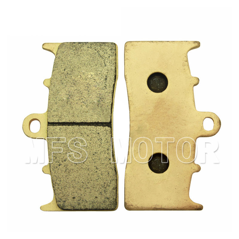 Motorcycle Part Sintered Front Brake Pads For BMW R1200CL 2003 2004 K1300R 2009 2010 R1150 K1200