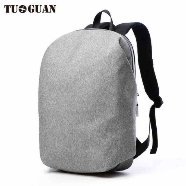 17 Inch Anti Theft Laptop Backpack Waterproof Men Business Packback Notebook Backpack 15.6 inch Compute Travel Bag Big Capacity  1