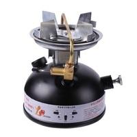 New Outdoor Stove Mini Liquid Fuel Camping Gasoline Stove Portable Burner