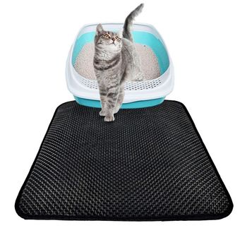 Non Slip Waterproof Cat litter Trapper Mat 1