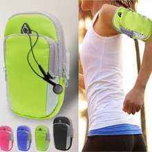 Case-Cover Arm-Band-Bag Mobile-Phone-Holder Outdoor-Phone Sport Waterproof Arm-Pouch