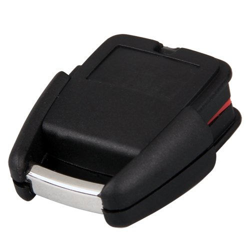 TOYL 3 Button Case Shell for Vauxhall Opel Astra remote keys