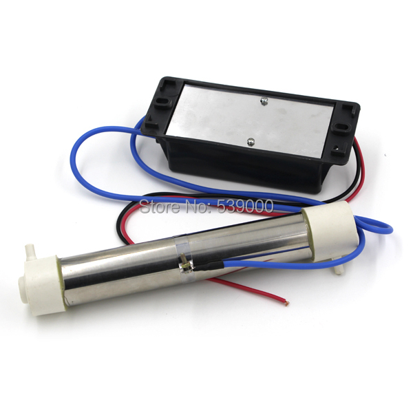 NEW AC <font><b>220V</b></font> 3g Ozone Generator Ozone Tube DIY 3g/hr for Water Plant Purifier image