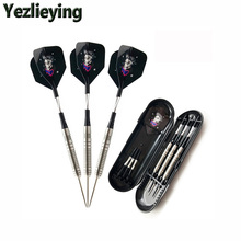 Free shipping 23 grams of Steel Tips darts 90% tungsten aluminum alloy high quality dart needle handle PZ / set 3