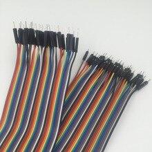 50 см 2.54 мм 40pin мужчинами M/M подключить джемпер Провода кабельной линии