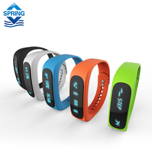 Smartband E02 Health fitness tracker Sport Bracelet Waterproof Wristband for IOS Android flex Smart Band 4.0 Bluetooth