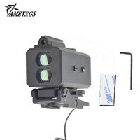1pc Archery 700m Metal Alloy Laser Range Finder High Quality Hunting Shooting Rangefinders Crossbow Accessories