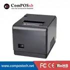 Дешевый 80 мм Термальный чековый принтер с термальной бумагой рулон pos 80 тепловой драйвер лазерный принтер