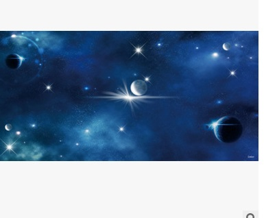 Star Sky Gaming Mouse Pad Locking Edge Large Mouse Mat PC Computer Laptop Mousepad for MackBook CS GO dota 2 lol