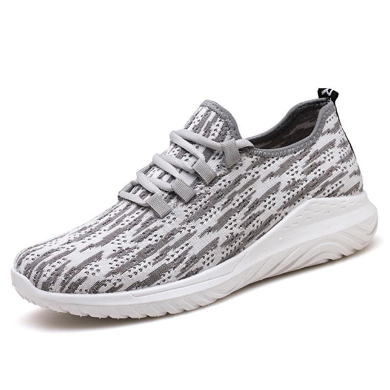 Menn Casual Shoes Vevde, Puste Mannesko Tenis Masculino Shoes Zapatos - Herresko