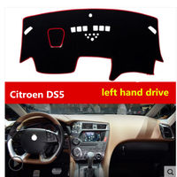 Aliexpress Left Hand Drive Car Dashboard Cover Thermal Pad For Citroen DS5 For Citroen