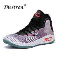 Sport Shoes Men Women Basketball Mid Top Shoes Sport Mens Athletic Shoes Comfortable Mens Sports Shoes Basketball Cushioning