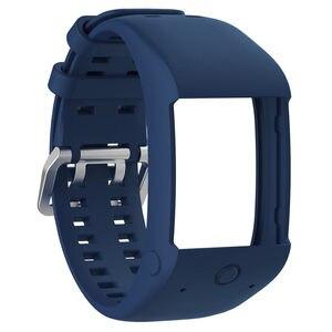 Image 4 - Силиконовый спортивный Браслет ремешок Замена для Полар флиса M600 GPS умные спортивные часы новейшие Смарт часы браслет ремешок