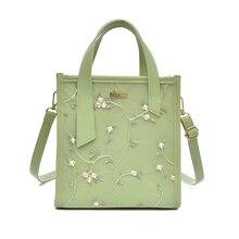 2019 Women Bags in Fashion Composite Leather Handbag Women Large Tote Bag Lady Shoulder Handbag Reseda Messenger Bag Sac a Main levsifun sj 0081 women s fashion 3 in 1 messenger bag tote bag handbag set apricot