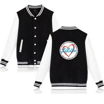 New Kpop Korean New Boy Band WANNA ONE Jacket Hoodies Fashion Clothing Band Wanna One Jacket Men Women Baseball Uniform фото