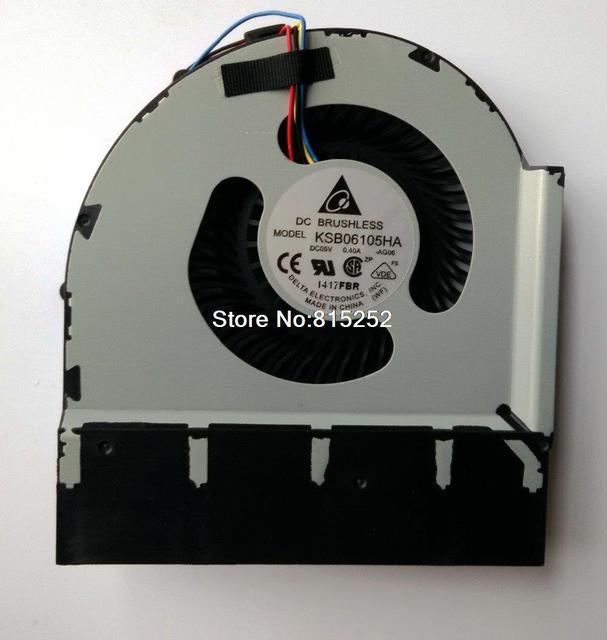 Ноутбук Охлаждающие подставки ВЕНТИЛЯТОР Для Lenovo Для Thinkpad W520 T520 T520I KSB06105HA-BK1B DC5V 0.40A