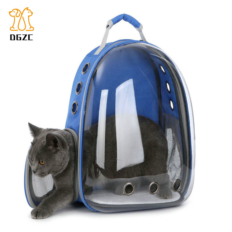Cat Carrier Travel Bag backpack Pet Cat Backpack for Kitty Puppy Chihuahua Small Dog Carrier Crate Outdoor Travel Bag Cave