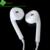 100% original branco fones de ouvido para apple iphone 5 5s 5c 6 6 s além de 3.5mm earpods fone de ouvido com controle remoto e microfone para o ipad para ipod