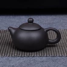 Adeeing 18PCS Purple Sand Tea Set Ceramic Teapot Teacup Business Gift Decoration