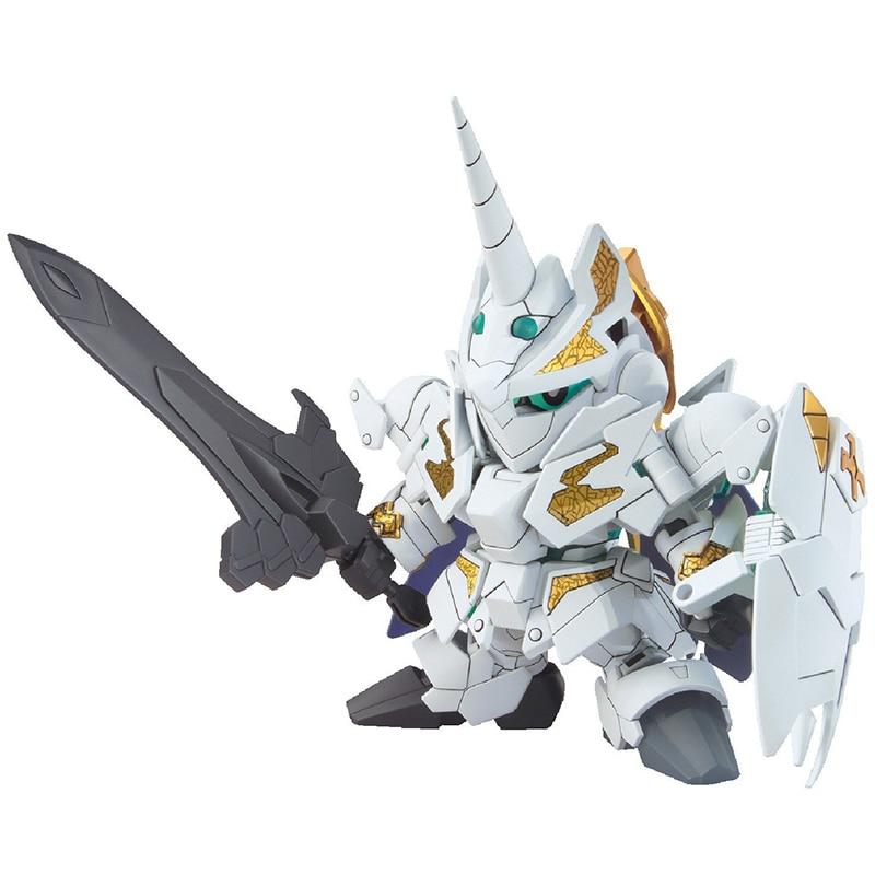 Image 5 - Bandai Gundam leyenda BB KNIGHT unicornio GUNDAM traje móvil ensamblar Kits de modelos figuras de acción juguetes para niñosFiguras de juguete y acción   -
