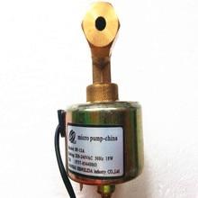 1200W1500W stage smoke machine pump electromagnetic magnetic model SP-12A voltage 220-240VAC-50Hz power 18W
