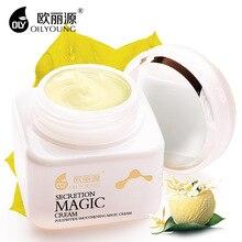 Cuidado de la cara polipéptido en suavizar crema mágica para blanquear hidratante Anti envejecimiento eliminar las arrugas cremas de belleza al instante Ageless