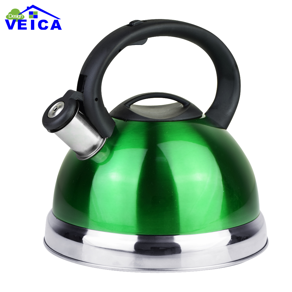 online buy wholesale whistling teapot from china whistling teapot  -  stainless steel l water kettle induction cooker camping kettlesfurnace stove whistling teapot tools(