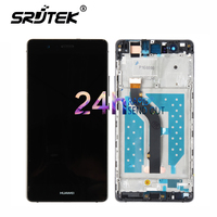 5 2 1920x1080 IPS LCD For HUAWEI P9 Lite Display Touch Screen For HUAWEI P9 Lite