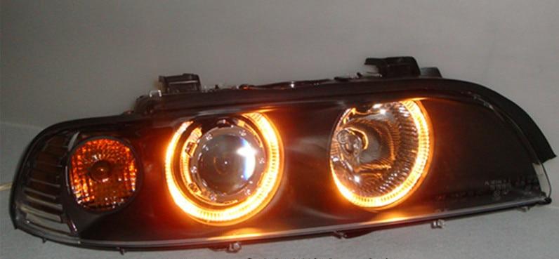 RQXR phare assemblage pour BMW série 5 E39 520i 523i 525i 528i 530i 540i 1995-2003