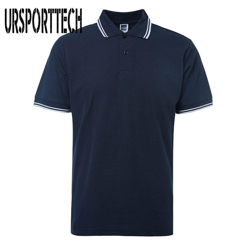 Brand Polo Shirt Men Casual Short Sleeve Polo Shirts Camisa Masculina Homme Camisetas Mens Designer Polos Camiseta Big Size 3XL
