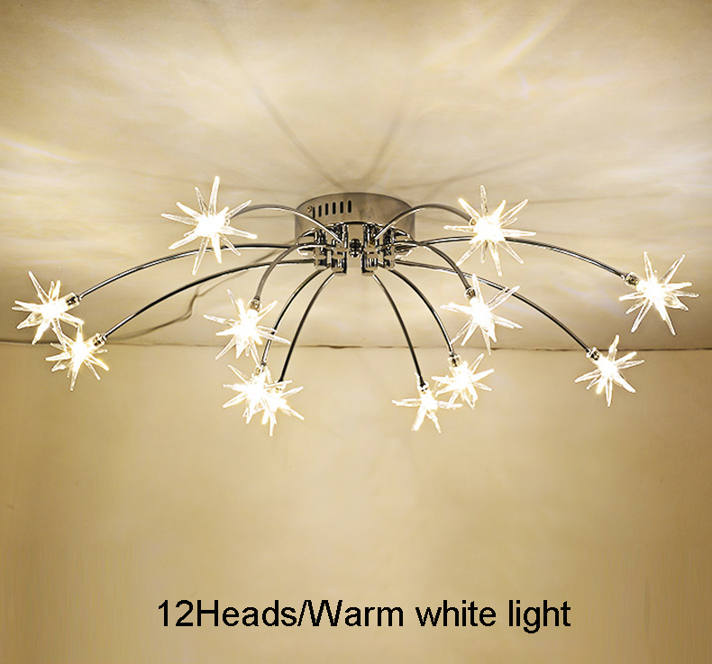 HTB1q3bVeBjTBKNjSZFDq6zVgVXaQ Modern Led Ceiling Light Ice Flower Glass Bedroom Kitchen Children Room Ceiling Lamp Designer Lighting Fixtures