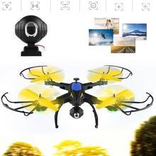 M50 Wifi FPV Drone 2.4G 4CH Headless RC Quadcopter with 720p HD Camera RTF Hot PortableRC Drone Quadcopter FPV Camera