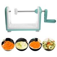 Multifunction Household Hand Spiral Vegetable Potato Slicer