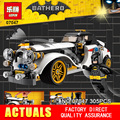New 305Pcs Lepin 07047 Genuine Series The Arctic War Penguin Classic Car Set Building Blocks Bricks Toys with 70911 gifts
