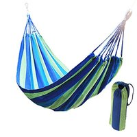 Big Size 292cm 80cm Single Person Hammock Courtyard Outdoor Adult Swing Wild Camping Hanging Bed Ship