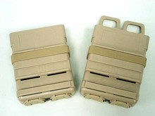 The triple gear bag quick magazine MOLLE Airsoft fast MAG MOLLE pouch clip / 5.56 mm fast mag M4 magazine pouch Tactical