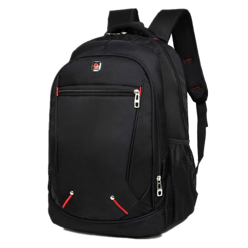 Bacisco Oxford Laptop Backpack Women Men Mochila for 15-17 inch Computer Multifunction School Bags Travel Backpacks for Teenager