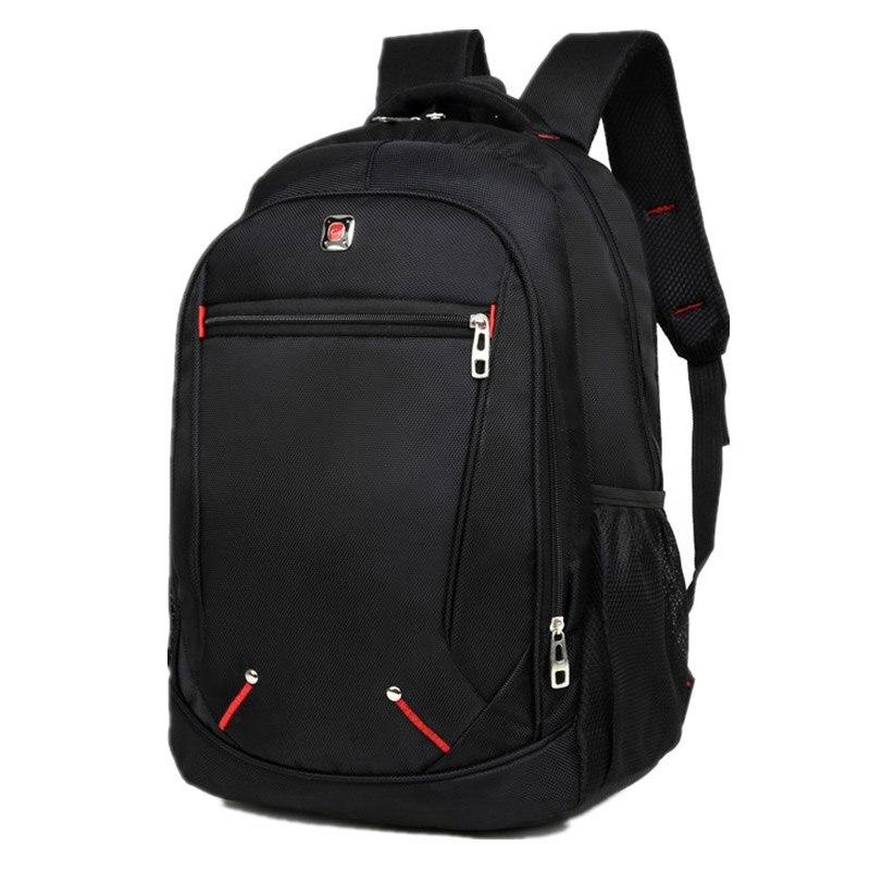 Casual 15-17 inch Laptop Backpack Large Capacity Women Men Mochilas Multifunction School Bags Travel Backpacks for Teenage girl