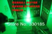 Супер мощный! Зеленый Лазерные указки МВт 1000 Вт 100000 м 532nm фонарик горящая спичка/сухой древесины и свет сжечь сигареты + очки