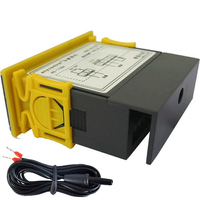 10A 12v Temperature Control Switchwith Sensor With Accuracy 0 1