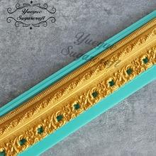 Gumpaste Mold Cake-Decorating-Tools Chocolate Yueyue Sugarcraft Silicone Dancer-Frame