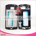 Original Full Housing Front Bezel Mid Frame Rear Battery Cover SIM Card Tray Holder+ glass lens For Samsung Galaxy S6 G920 G920F