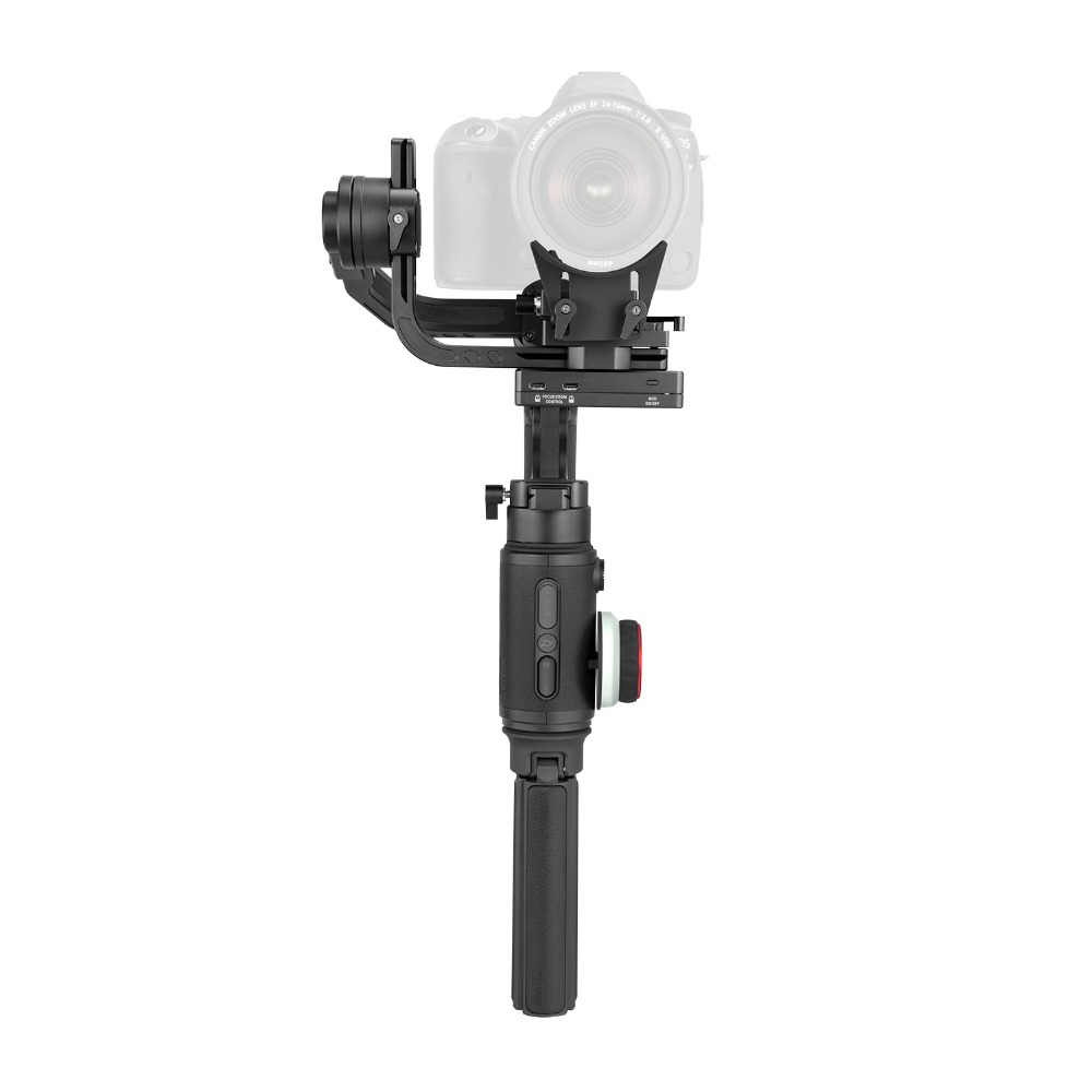 Image 3 - ZHIYUN Official Crane 3 LAB 3 Axis Handheld Gimbal Wireless 1080P FHD Image Transmission Camera Stabilizer for DSLR VS Crane 2-in Handheld Gimbals from Consumer Electronics