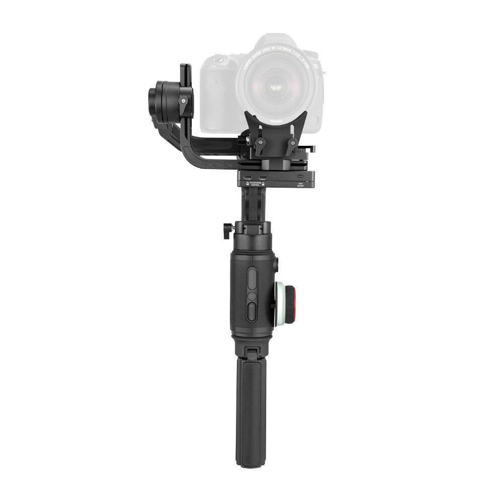 ZHIYUN Offizielle Kran 3 LAB 3-Achse Handheld Gimbal Drahtlose 1080P FHD Bild Übertragung Kamera Stabilisator für DSLR VS Kran 2