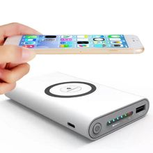 DIY 8000mAh Power Bank 2 in 1 Wireless C