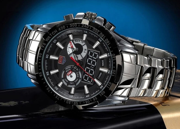 Αθλητισμός HOT 579 TVG high-end μάρκα ρολόγια - Ανδρικά ρολόγια - Φωτογραφία 6