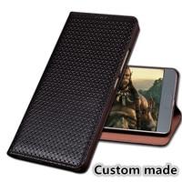 LJ02 Genuine Leather Magnet Flip Case For Xiaomi Redmi 5 Plus(5.99') Phone Case For Xiaomi Redmi 5 Plus Flip Cover